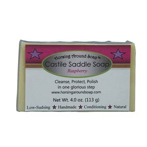 HORSING AROUND CASTILE SOAP