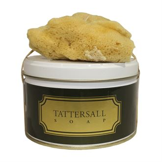 Tattersall Soap with Silk Sea Sponge