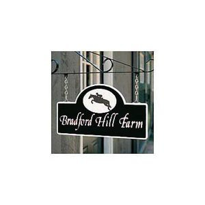 ONE-SIDED FARM SIGN