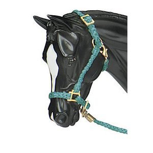 BREYER 3PC HALTER & LEAD ROPE