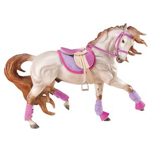 ENGLISH RIDING SET-HOT COLORS