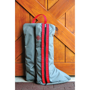 FLEECE LINED 2 PIECE BOOT BAG