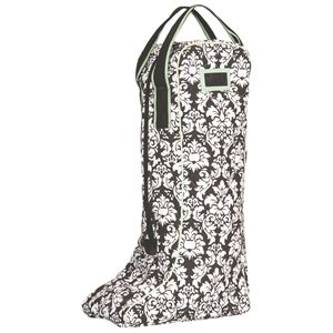 Equine Couture Damask Boot Bag