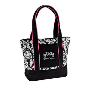 DAMASK SMALL TOTE
