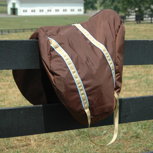 FLEECE LINED A/P XL SADDLE BAG