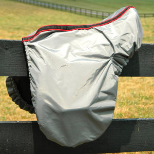 FLEECE LINED A/P SADDLE COVER
