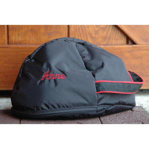 LINED HAT BAG