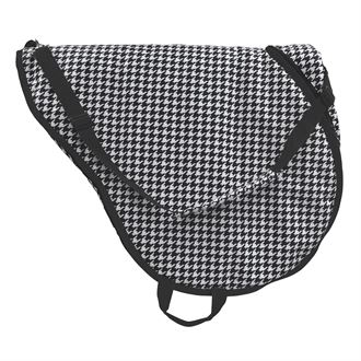 PLAID ENGLISH SADDLE CASE