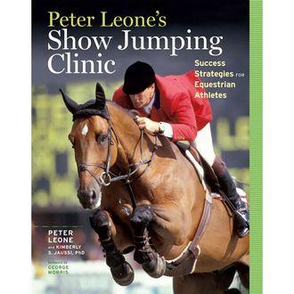 PETER LEONES SHW JMPNG CLINIC