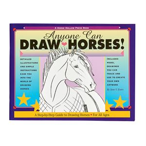 ANYONE CAN DRAW HORSES