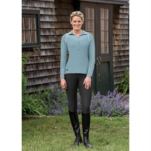 Irideon« CadenceÖStretch-Cord Knee Patch Riding Breeches
