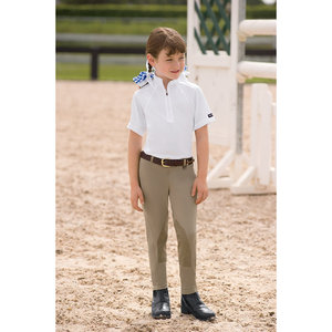 Childrens OvationÖ Euroweave Pull-On Riding Breeches