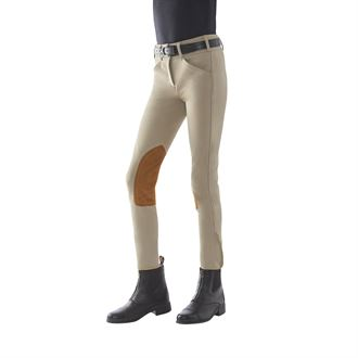 TS KIDS TROPHY FRNT ZIP BREECH