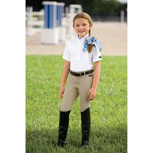 Childrens Kerrits« Microcord Full-Seat Breeches