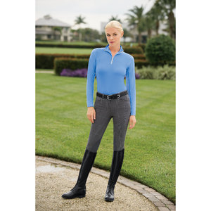 Riding Sport Plaid Breeches