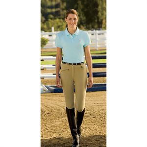 Riding Sport? Traditional Knee Patch Riding Breeches