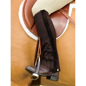 Riding Sport Canvas Half Chaps