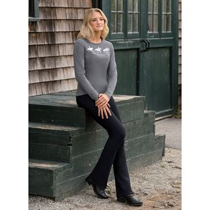 Irideon Power Stretch 3-Season Bootcut Riding Breeches