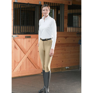 Devon-Aire® Power Stretch Knee Patch Breeches