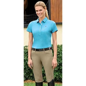 Ariat All Circuit Side Zip Riding Breeches