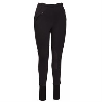 Tuff Rider Winter Knee Patch Riding Breeches