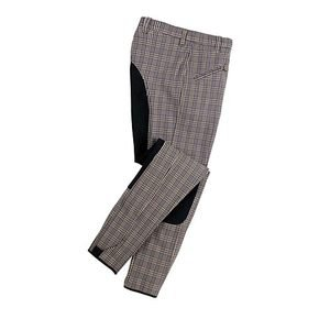 Riding SportÖ Plaid Full Seat Riding Breeches