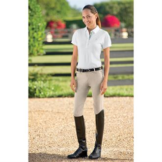 Ariat® Heritage Low-Rise Side Zip Breech