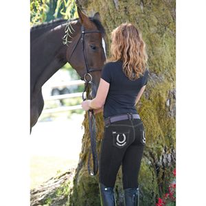 Irideon Verano Stretch Denim Breech