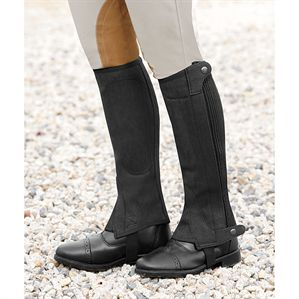 Middleburg Washable Half Chaps