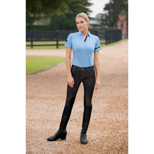 IRIDEON STRETCH DENIM BREECH