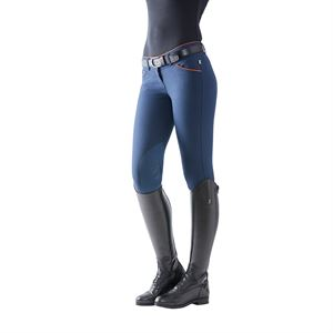 SIGNATURE WOVEN SHOW BREECH