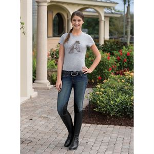 ARIAT DENIM BREECH