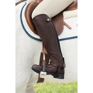 RIDING SPORT STRETCH HALF CHAP