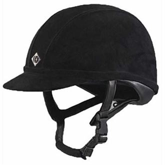 Charles Owen Wellington Professional Riding Helmet