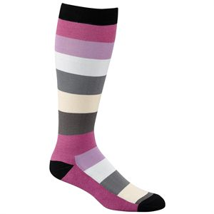 Riding Sport? Performance Color Block Boot Socks