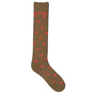 TUFFRIDER POLKA DOT SOCKS