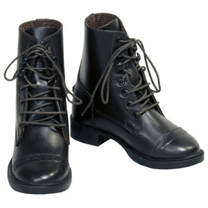 Childrens Lace Paddock Boot