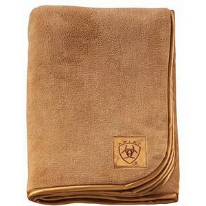 Free! Ariat Fleece Blanket