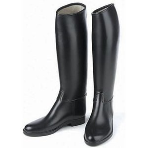 Mens Derby Rubber Riding Boot