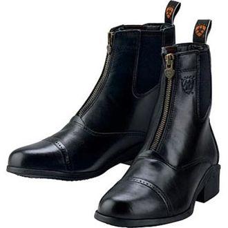 Mens Ariat® Heritage III Zip Paddock Boot