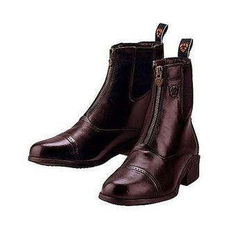 Mens Ariat Heritage III Zip Paddock Boot