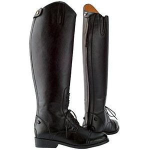Saxon Equi-LeatherÖ Zip-Back Field Boot