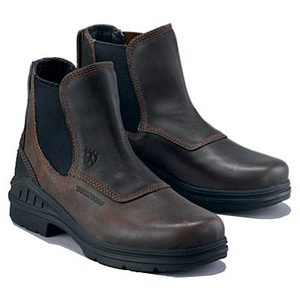Ladies Ariat® Barnyard Twin Gore H20 Paddock Boot