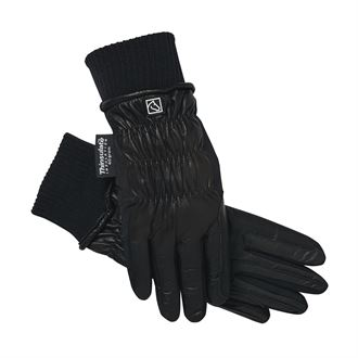 SSG® Pro Show Leather Winter Riding Gloves