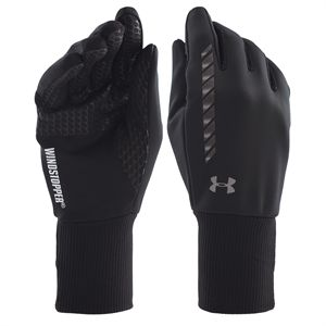UA WINDSTOPPER SOFTSHELL GLOVE