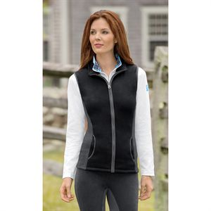 RIDING SPORT FLEECE VEST