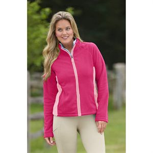 RIDING SPORT FLEECE JACKET