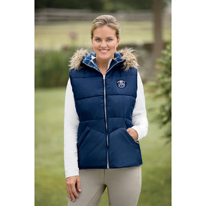 HRSWR NEWMARKET FLEECE LND VST