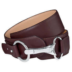 Tailored Sportsman Snaffle Bit Belt