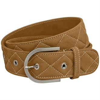 TS QUILTED C CLARINO BELT SP13